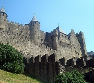 Cité van Carcassonne