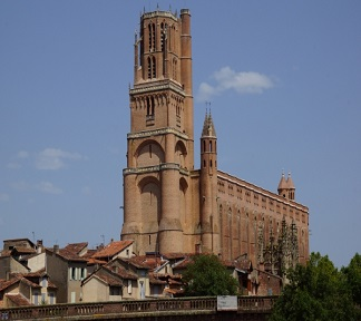 Kathedraal Sainte-Cécile