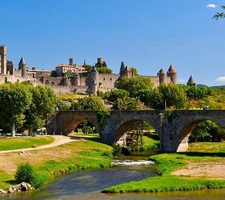 Bezienswaardigheden in Languedoc-Roussillon