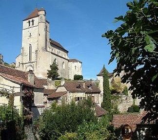 Saint-Cirq -Lapopie