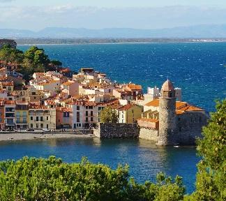 Steden en dorpen in Languedoc-Roussillon