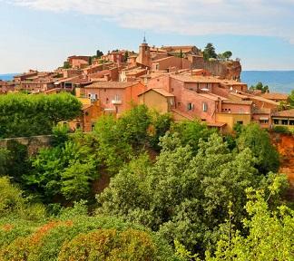 Steden en dorpen in de Provence