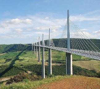 Viaduct van Millau