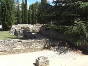 De Romeinse opgravingen