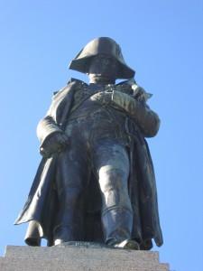 Standbeeld van Napoleon in Ajaccio