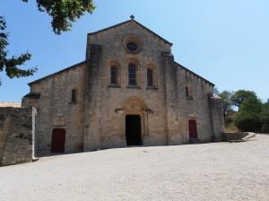 De abdij van Silvacane