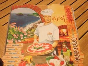 Bèdoin heeft onder andere heerlijke pizza's!
