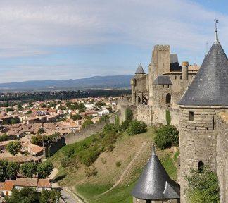 Carcassonne-Montpellier