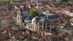 De kathedraal van Cahors