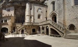 Het heiligdom van Rocamadour