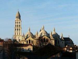 De kathedraal Saint-Front in Périgueux