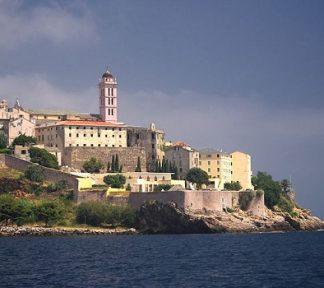 De citadel van Bastia