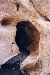 De ingang van de grot Font-de-Gaume