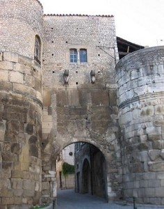 Porte Saint-Marcel in Die