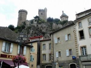Het kasteel van Foix