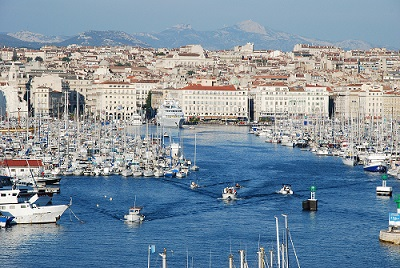 Tijdrit in Marseille