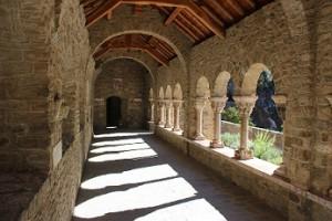 De abdij van Saint-Martin-du-Canigou