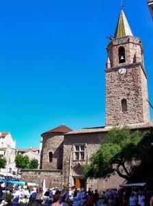 Kathedraal Saint-Léonce in Fréjus