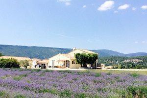 Vakantiehuizen bij de Mont Ventoux