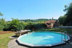 Vakantiehuizen in Aquitaine met zwembad