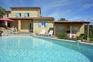 Vakantiehuizen in Languedoc-Roussillon met zwembad