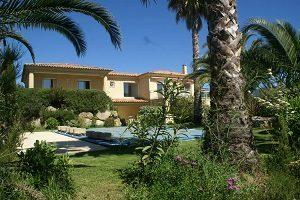 Vakantiehuizen op Corsica