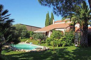 Vakantiehuizen op Corsica met zwembad