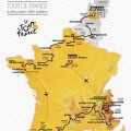 Tour de France in Zuid-Frankrijk