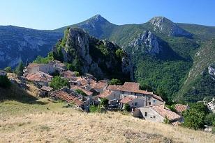 Vakantie in de Alpes-de-Haute-Provence