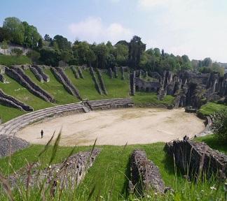 Amfitheater van Saintes