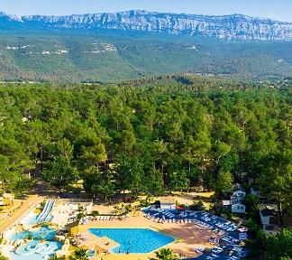 Camping Domaine de la Sainte Baume