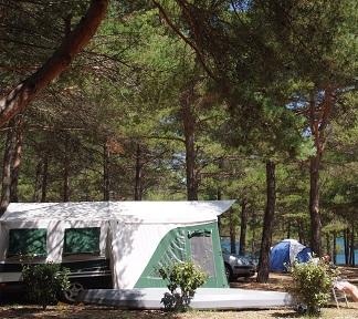 Camping La Farigoulette