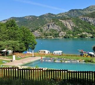 Camping Lac du Serre Poncon