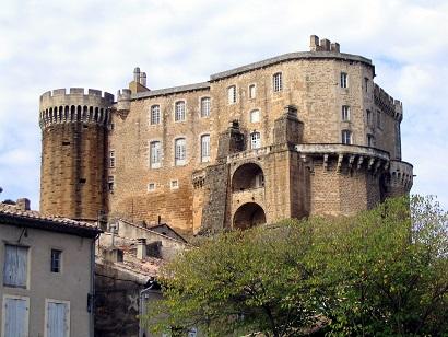 Kasteel van Suze-la-Rousse