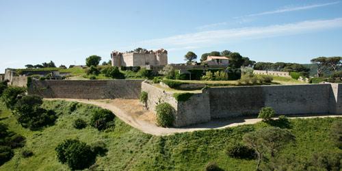 Citadel van Saint-Tropez