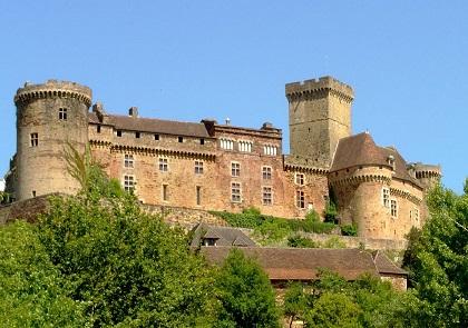Château de Castelnou-Bretenoux