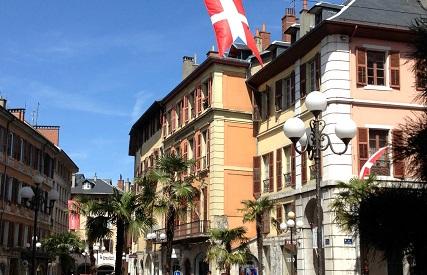 Nantua-Chambéry