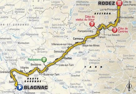 Blagnac-Rodez