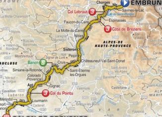 Etappe 9 nantua chamb ry zonnig zuid frankrijk for Embrun salon de provence tour de france 2017