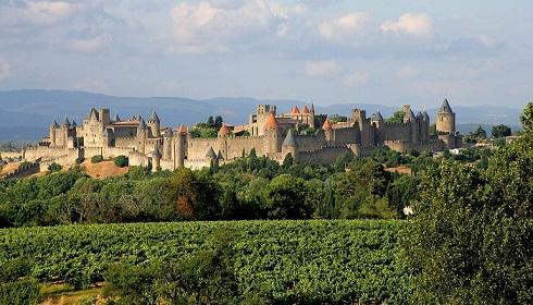 Bezienswaardigheden in Aude