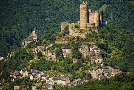 Bezienswaardigheden in Aveyron