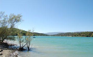 Lac de Sainte-Cassien