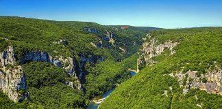 Bezienswaardigheden in Ardèche