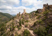 De vijf mooiste kastelen van de Katharen