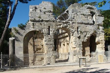 Tempel van Diana