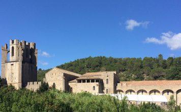 Abdij Sainte-Marie de Lagrasse