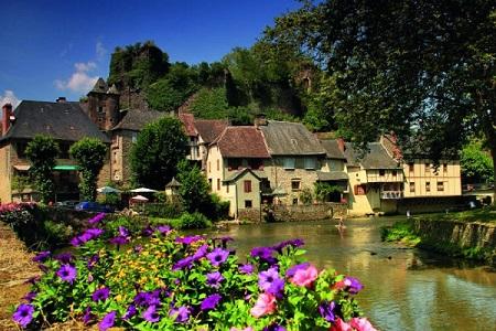 Bezienswaardigheden in Limousin