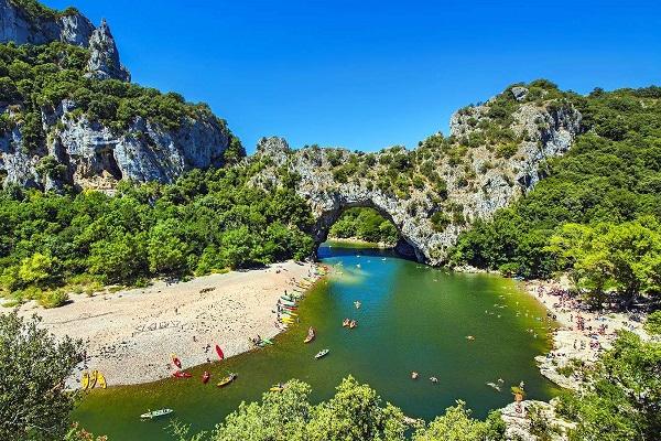 Vijf niet te missen bezienswaardigheden in Ardèche