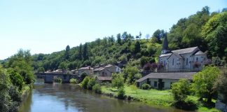Bezienswaardigheden in Haute-Vienne