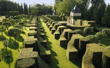 De tuinen van Eyrignac